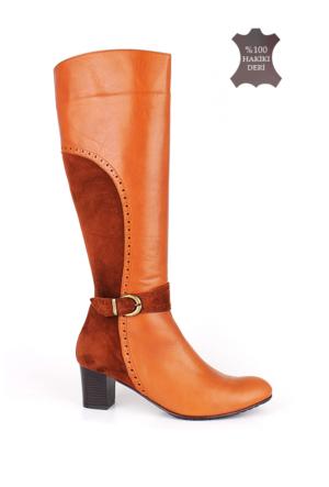 Romani Kadın Taba Çizme 1128 022 125