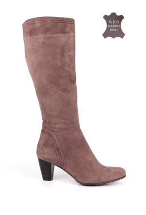 Romani Kadın Vizon Çizme 1857 022 355