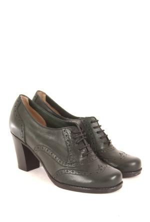 Gön Deri Kadın Ayakkabı 23316