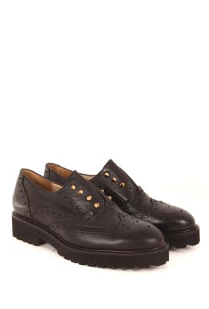 Gön Deri Kadın Ayakkabı 23131