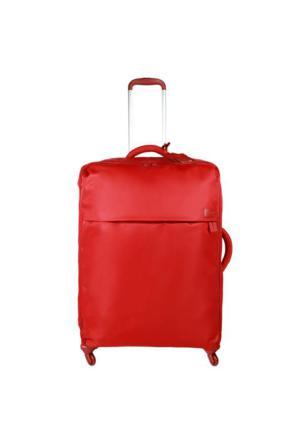 Lipault Originale Plume Büyük Boy 72 Cm Valiz Kırmızı