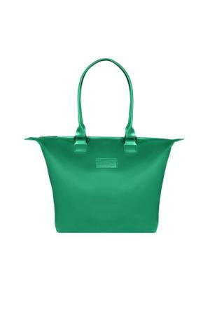 Lipault Lady plume S Bayan Omuz Çantası Yeşil