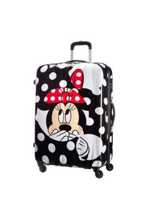 American Tourister Disney Legends Büyük Boy Valiz Minnie Pop