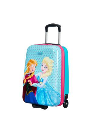Samsonite New Wonder-2 Tekerlekli 50 cm Valiz Frozen Magic
