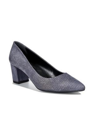 Desa Kadın Klasik Ayakkabı Lacivert