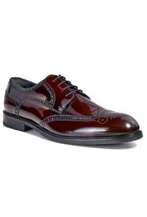 Desa Collection Erkek Klasik Ayakkabı Bordo