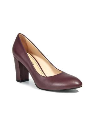 Desa Kadın Klasik Ayakkabı Bordo