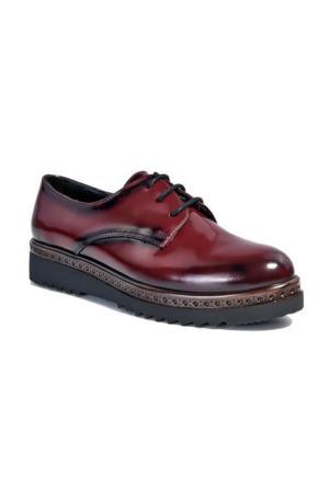 Desa Collection Kadın Günlük Ayakkabı Bordo