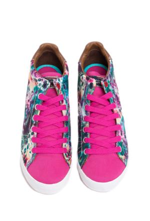 U.S. Polo Assn. Y5i107 Kadın Ayakkabı