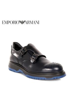 Emporio Armani Erkek Ayakkabı X4L043Xg476