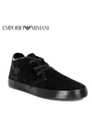 Emporio Armani Erkek Ayakkabı X4Z052Xg449