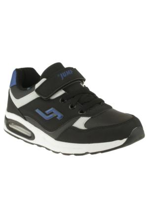 Jump 13995F Tek Cırt Siyah Çocuk Spor Ayakkabı