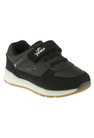 Jump 14189 Tek Cırt Siyah Unisex Ayakkabı