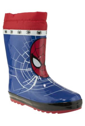 Spiderman Olgar Yağmur Lacivert Çocuk Çizme