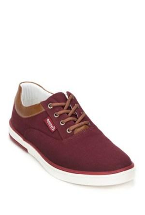 Dockers Bordo Günlük Ayakkabı 218450