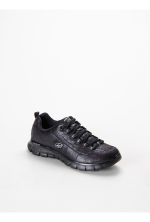 Skechers Elite Distressed Vegan Lace-Up W-Memory Foam Kadın Ayakkabı 11968