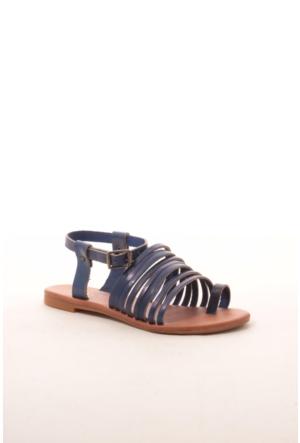 Gio&Mi Z28Kdm Lacivert Sandalet