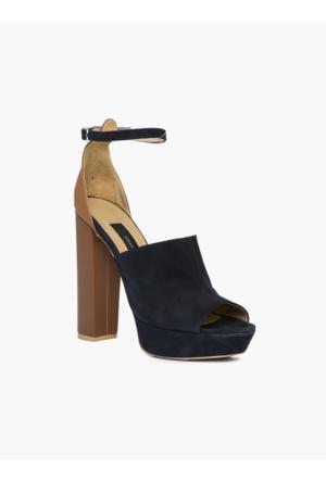 Roman Lacivert Ayakkabı