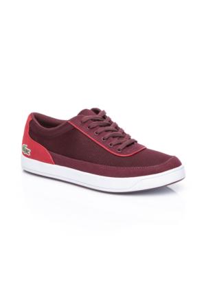 Lacoste Bordo Ayakkabı 732Spw0106.1V9