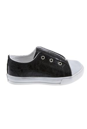 Soo be Pullu Spor Ayakkabı Siyah