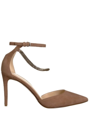 Nine West Nwterasa Natürel Gerçek Süet Ayakkabı