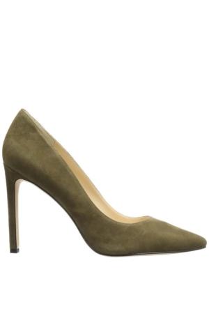 Nine West Nwtatiana Yeşil Gerçek Süet Ayakkabı