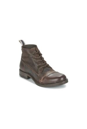 Jack & Jones Bot Jfwsırca Leather Mid 12110876-BRW