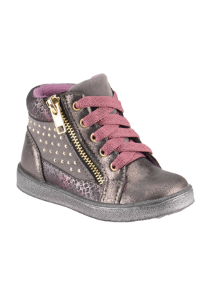 Polaris 52.507527.B Gri Kız Çocuk Sneaker
