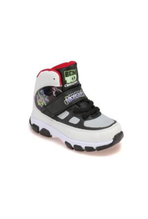 Benten A3311022 Beyaz Kırmızı Erkek Çocuk Sneaker