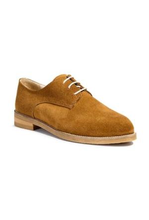 Desa Collection Kadın Günlük Ayakkabı Tarçın