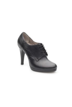 Pedro Camino Kadın Klasik Ayakkabı 80668 Siyah