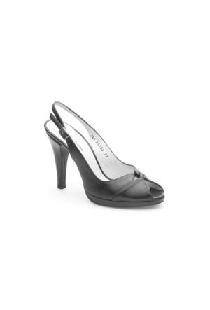 Pedro Camino Kadın Klasik Ayakkabı 81160 Siyah