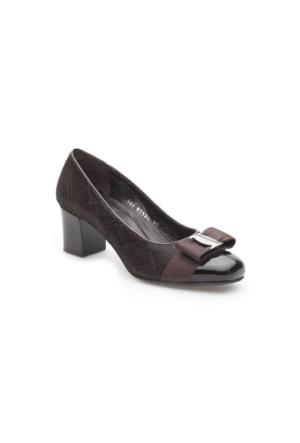 Pedro Camino Kadın Günlük Ayakkabı 81534 Kahverengi