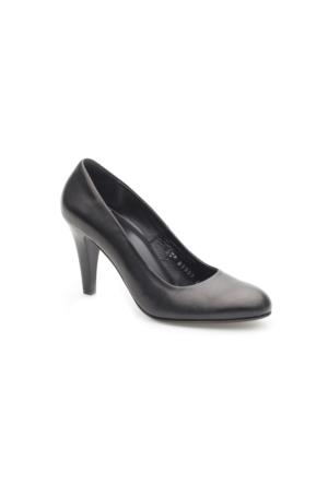 Pedro Camino Kadın Klasik Ayakkabı 81553 Siyah