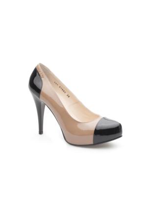 Pedro Camino Kadın Klasik Ayakkabı 81580 Siyah