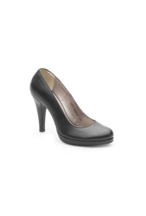 Pedro Camino Kadın Klasik Ayakkabı 81666 Siyah