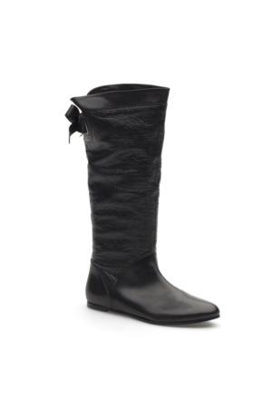 Pedro Camino Kadın Çizme 81770 Siyah