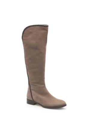 Pedro Camino Kadın Çizme 82736 Kahverengi