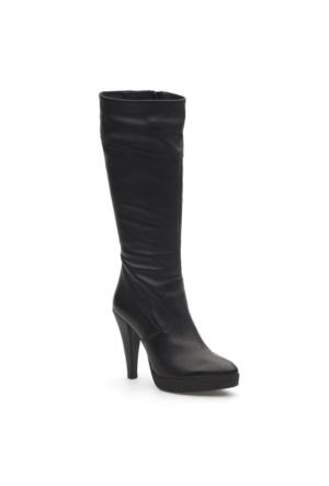Pedro Camino Kadın Çizme 82837 Siyah