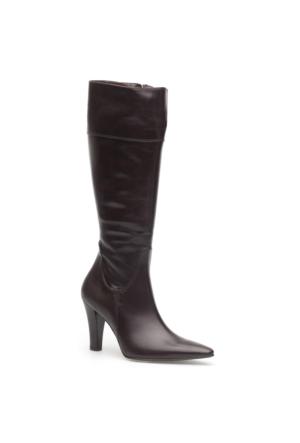 Pedro Camino Kadın Çizme 88985 Kahverengi