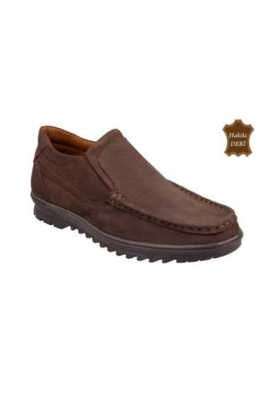 Wolfland 5034 56 Hakiki Deri Günlük Ayakkabı