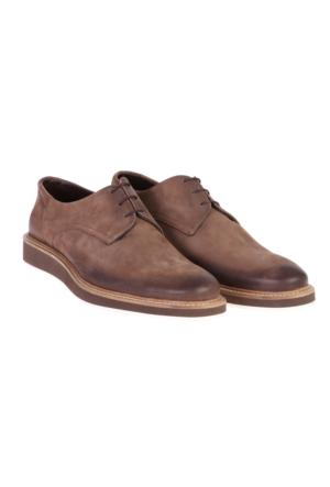 Kiğılı Eva Taban Nubuk Deri Ayakkabı 6Kohje923z0