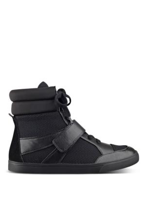 Nine West Nwbuhbye2 Siyah Kumaş Ayakkabı