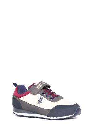 U.S. Polo Assn. Erkek Çocuk Ayakkabı 50155113-900 K6Uspy120