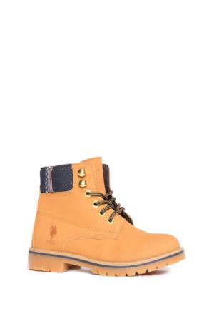 U.S. Polo Assn. Kız Çocuk Ayakkabı 50157090-800 K6Olivia