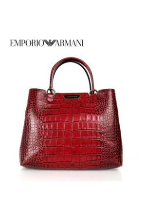 Emporio Armani Kadın Çanta Y3D021YAL6O