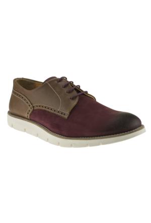 Greyder 17- 3660 Urban Casual Bordo Erkek Ayakkabı