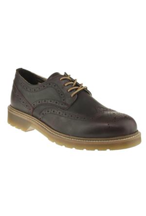 Greyder 5K1ta03050 Trendy Bordo Erkek Ayakkabı