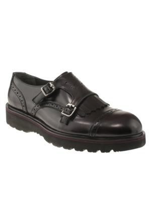 Greyder 5K1ua10240 Urban Casual Bordo Erkek Ayakkabı