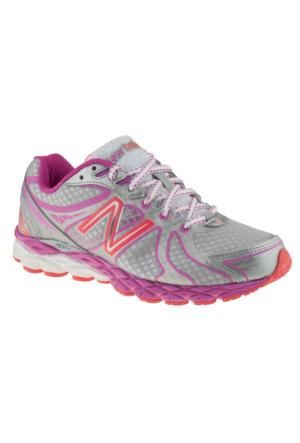 New Balance W870ps3 Running Course Gri Kadın Spor Ayakkabı